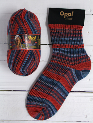 Opal My Sock Design 9370 Pick-me-Up